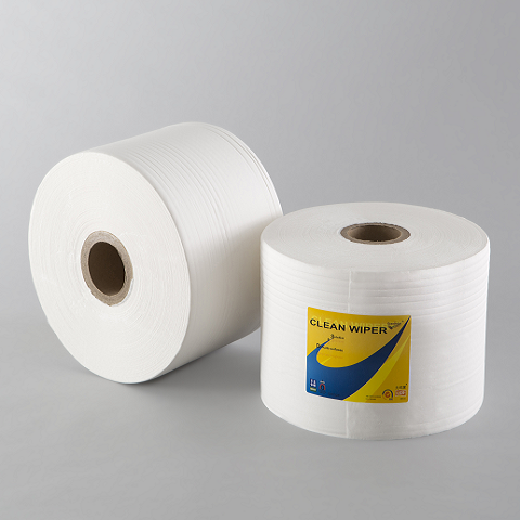 FJ  Wipe Paper - 2 ply - Graminton Enterprise Ltd. - Mold ODM/OEM Non-woven fabrics & air laid paper 鉅瑋實業有限公司